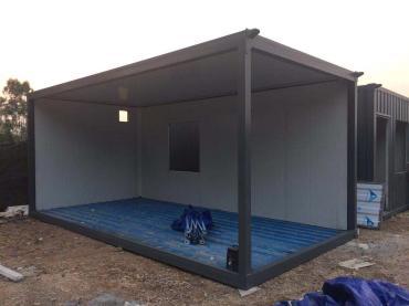江门附近住人的集装箱防水措施怎么样