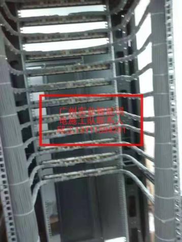 广州弱电施工工程网络工程综合布线