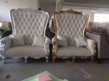 义乌沙发翻新皮沙发维修