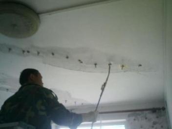 外墙长治防水补漏工程