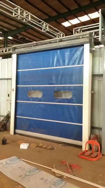 沈阳电动卷闸门厂家的二、三相电机门操控电路