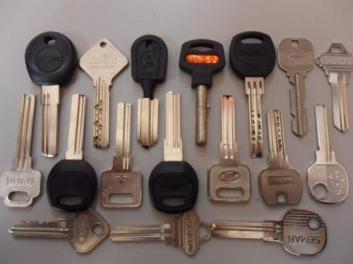 警惕看图配钥匙,钥匙收好  门锁升级