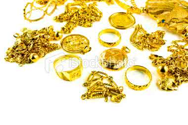 黄金回收的常见称量工具