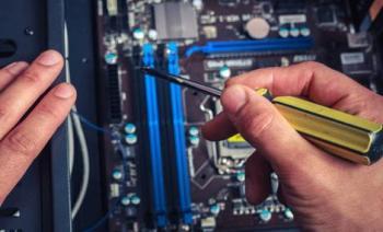 电脑键盘不能用怎么维修