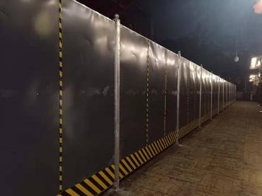 北京大兴区夹芯板围挡出租