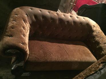 东营餐厅沙发换面酒店沙发翻新维修沙发