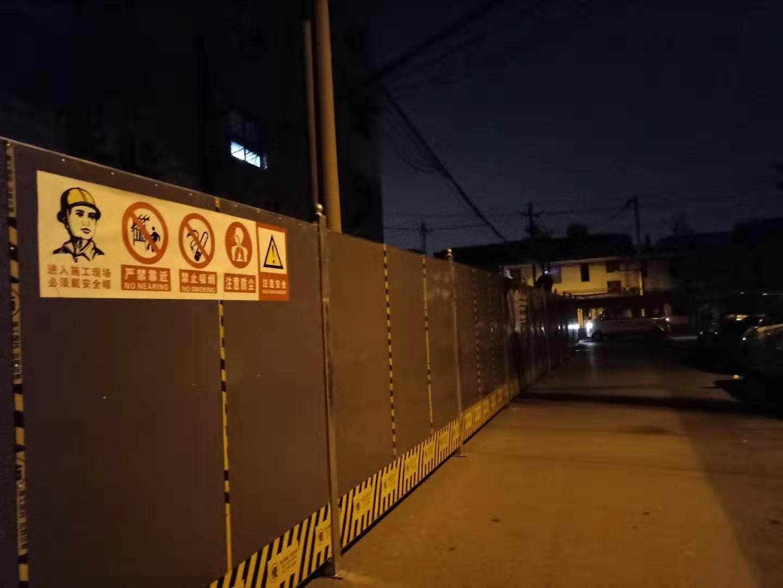 北京工地施工围挡PVC围挡彩钢围挡出售出租