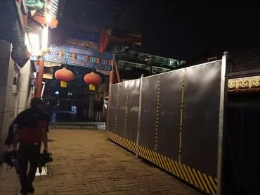北京隔音围挡的吸声和隔声本质上是不同的