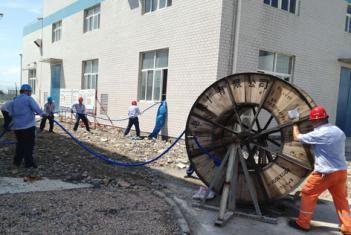 深圳放电缆需要注意的安全事项