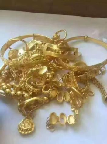 保定资质齐全的黄金回收公司