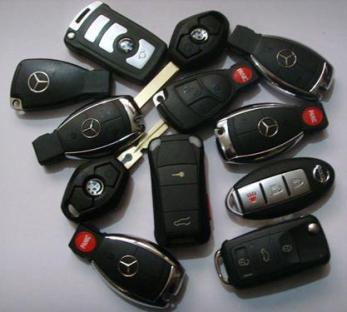 下花园专业配各种品牌汽车钥匙