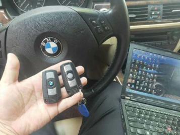 于都配汽车芯片钥匙经验丰富