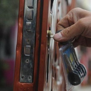 于都无损门锁专业换锁