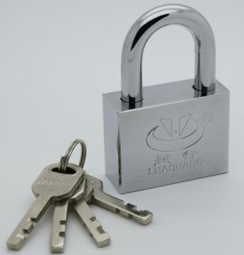 挂锁的开锁方法