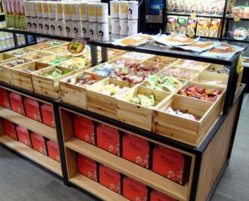 内蒙古超市货架定制