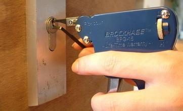 济宁改装指纹锁磁性复合型锁很难开吗