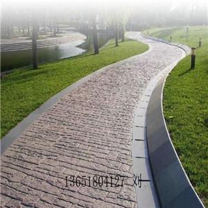 江西压花地坪产品特性和适用范围