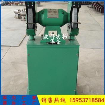 除尘式砂轮机供应商  环保砂轮机 M33除尘砂轮机