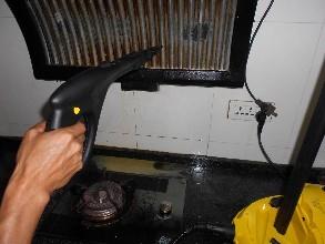 中山人员专业的油烟机清洗服务