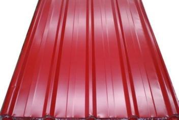 生产彩钢板时如何避免划伤