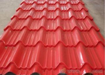洛阳彩钢瓦厂家的产品是企业首选装饰和建筑材料