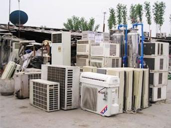 东莞高价回收二手空调