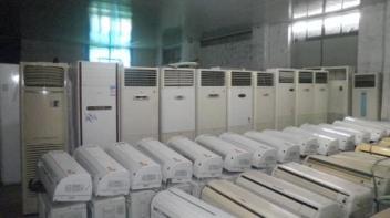 东莞实力雄厚的二手空调回收公司