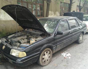南京回收报废车进行报废