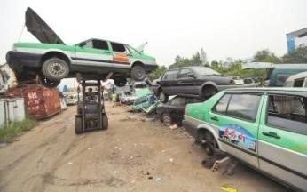 南京回收报废车拆解工艺流程