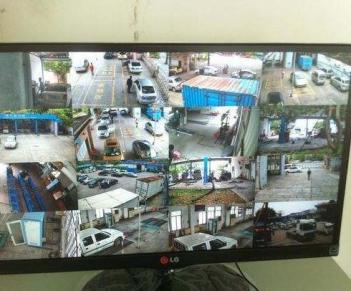 赣州办公室监控工程