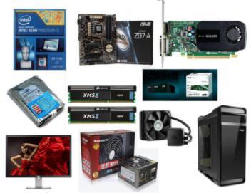 茂名上门维修电脑专业组装电脑