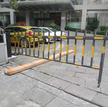 茂名车牌识别管理系统道闸系统
