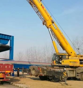柳州专业的吊车租赁