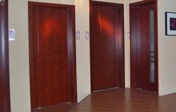 保定室内门的清洁保养