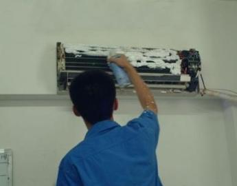 开福区空调维修检漏步骤