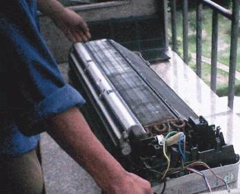 开福区空调维修后怎么节能