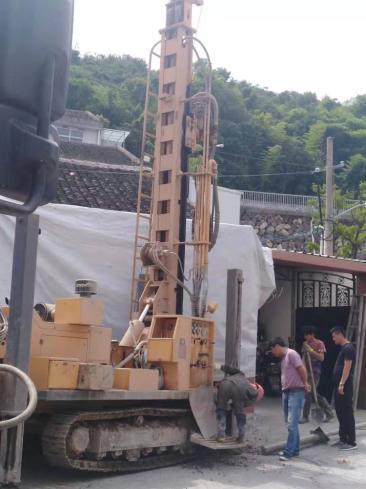 温州宏达专业打井公司设备先进