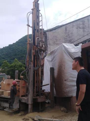 温州宏达打井公司的钻井工序流程简介