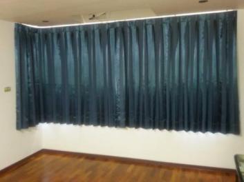 南宁窗帘定制的每一细节都做到精益求精