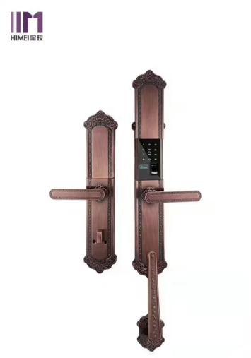 余姚指纹锁维修开锁方法
