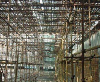 宁波钢管脚手架搭建工程设备租赁