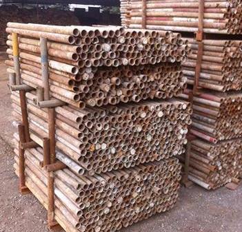 宁波钢管租赁 产品安全可靠 且安装方便