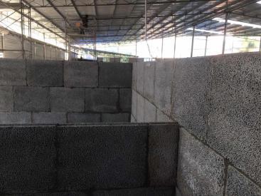 福建旺达福公司混凝土隔墙砌块的优点