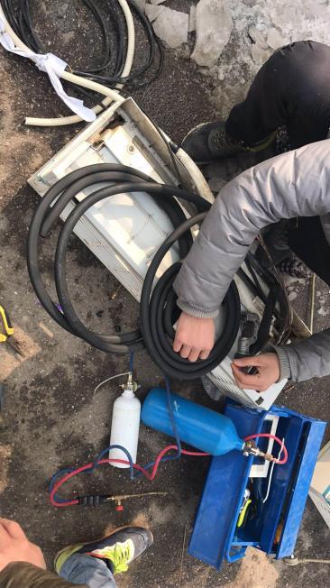 西双版纳肆方家电维修公司免费上门空调维修
