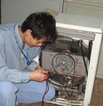西双版纳洗衣机维修 不进水.不洗衣