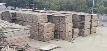福州废旧木材收购 高价上门回收