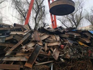 东阳废旧金属资源回收