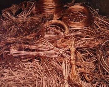 东阳废铜回收 统一装车 统一计量