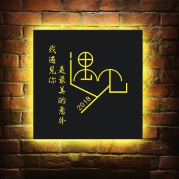 西安迷你发光字多年经验