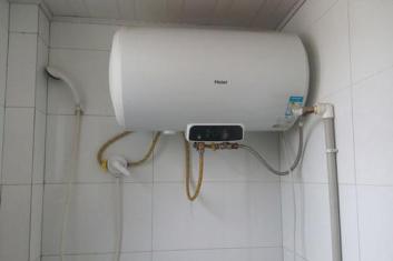 热水器能点着火,但几秒钟后自动熄灭